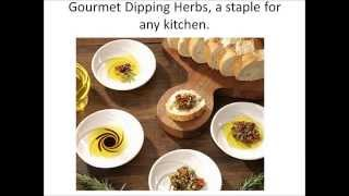 Bread Dipping Herbs And Spices