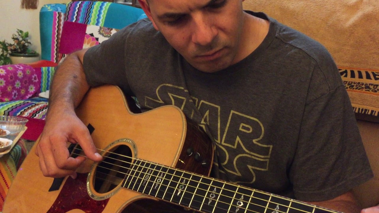Sia - Chandelier Cover (Acoustic Guitar Version) - YouTube