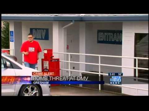 Police: Gresham DMV bomb threat was a hoax