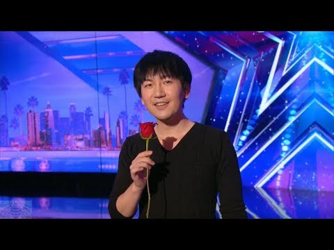 Thumbnail: America's Got Talent 2017 Visualist Will Tsai Unbelievable Sleight of Hand Full Audition S12E01