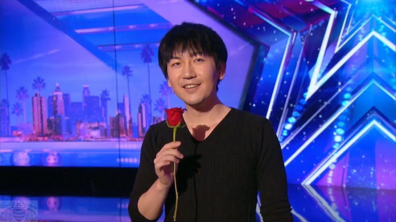 Americas got talent 2017 audition 6 - America S Got Talent 2017 Visualist Will Tsai Unbelievable Sleight Of Hand Full Audition S12e01