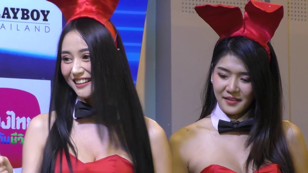 Playboy Bunny Interview - YouTube