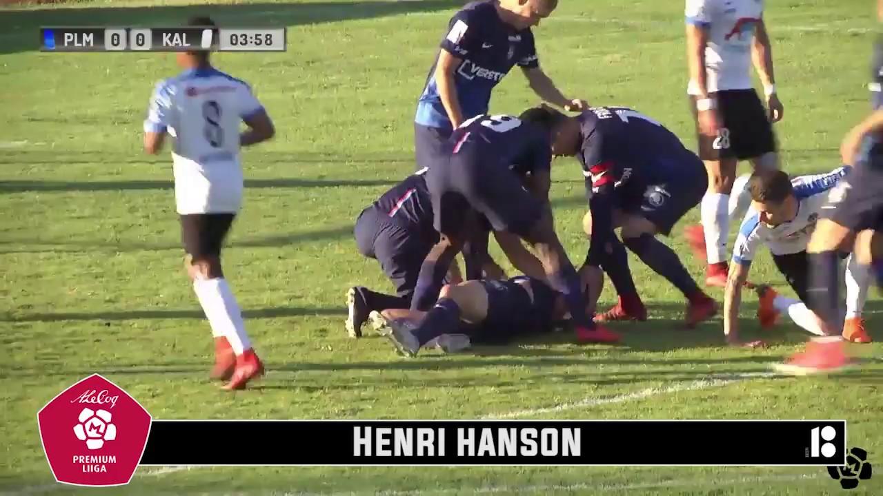de64d520b6b VIDEO | Ronaldo või Bale? Eesti jalgpalli kõrgliigas löödi värav ...