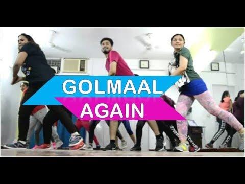 Golmaal Again Dance Fitness l Golmaal...