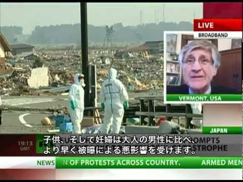 福島原発事故の現状:アーニー・...