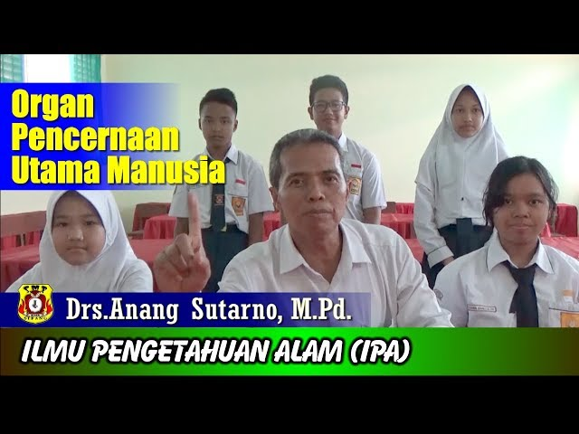 Organ Pencernaan Manusia (Short Video) #001-IPA