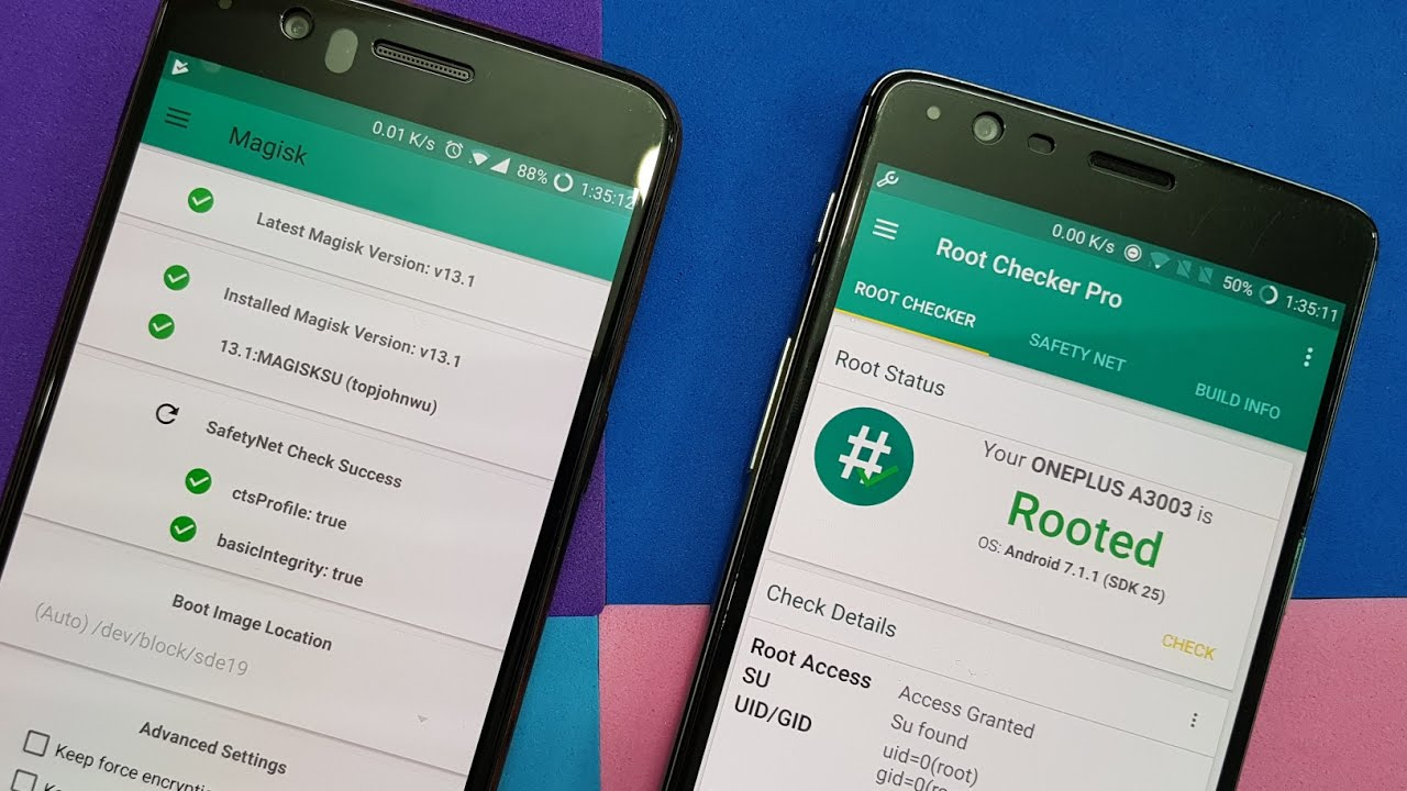 Update Root Any Android Phone Magisk 131 TWRP PC