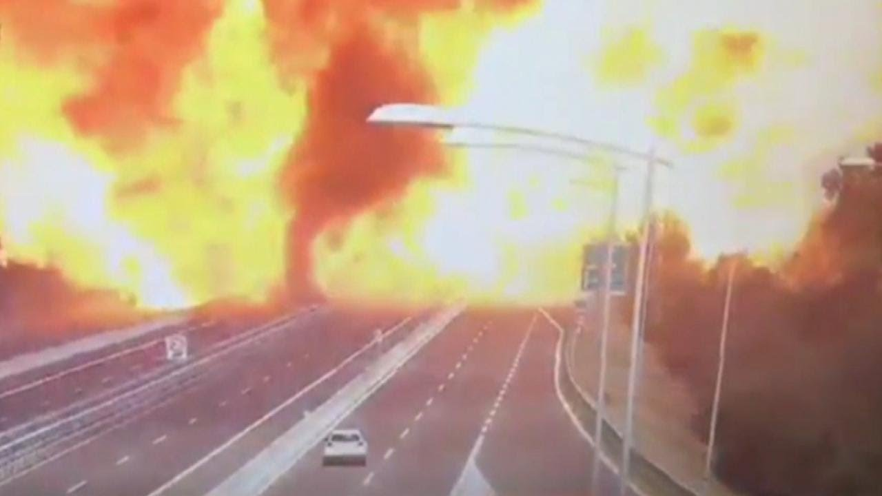 Deadly Tanker Explosion on Italy Highway Causes Extensive Damage