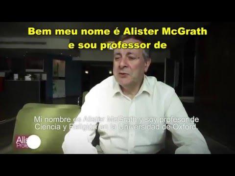 Testemunho de Alister McGrath - Legendado (português e español)