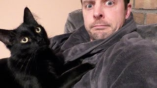 What Cat People Do When It's Cold Outside thumbnail
