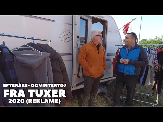 Efterårs- og vintertøj Fra Tuxer 2020 (Reklame)