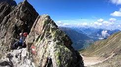 Ötztal -= Wetterkreuzkogel (2.591m) und Wetterkreuz (2.578m) =- Beliebte Tour im Kühtai.