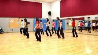 Nobody But Me - Line Dance (Dance & Teach in English & 中文)