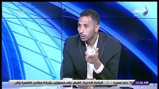 الماتش - وائل القباني يتحدث عن التشكيل الأفضل للزمالك في الفترة القادمة