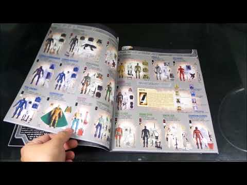 Rank & File A Guide to 4in G.I. Joe Action Figures Volume 1.1 book review
