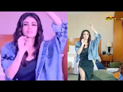 Mouni Roy's H0T moves will Melt U Down