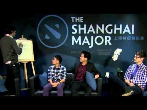 2GD vs swindlemelonzz Dota 2 Shanghai Major Highlights