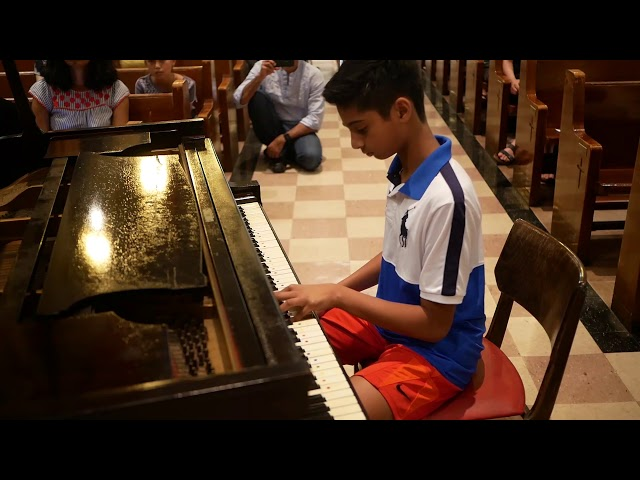 Suryan Spring Recital June 2019