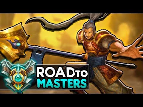 THIS CHAMP IS TOO GOOD RIGHT NOW - Road to Masters #15