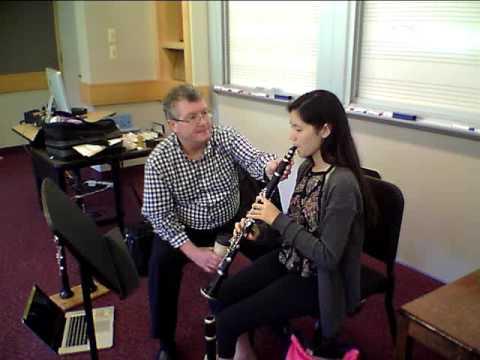 Ken Grant - Clarinet