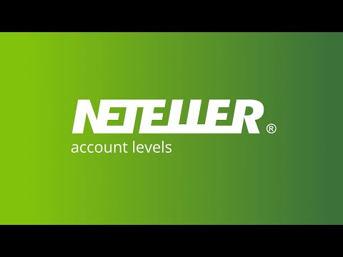 Introducing NETELLER's new account levels