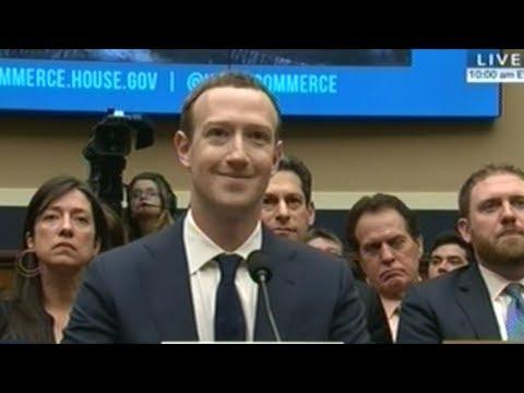 FULL HEARING Day 2 Mark Zuckerberg Testifies On Facebook Collecting Users Data