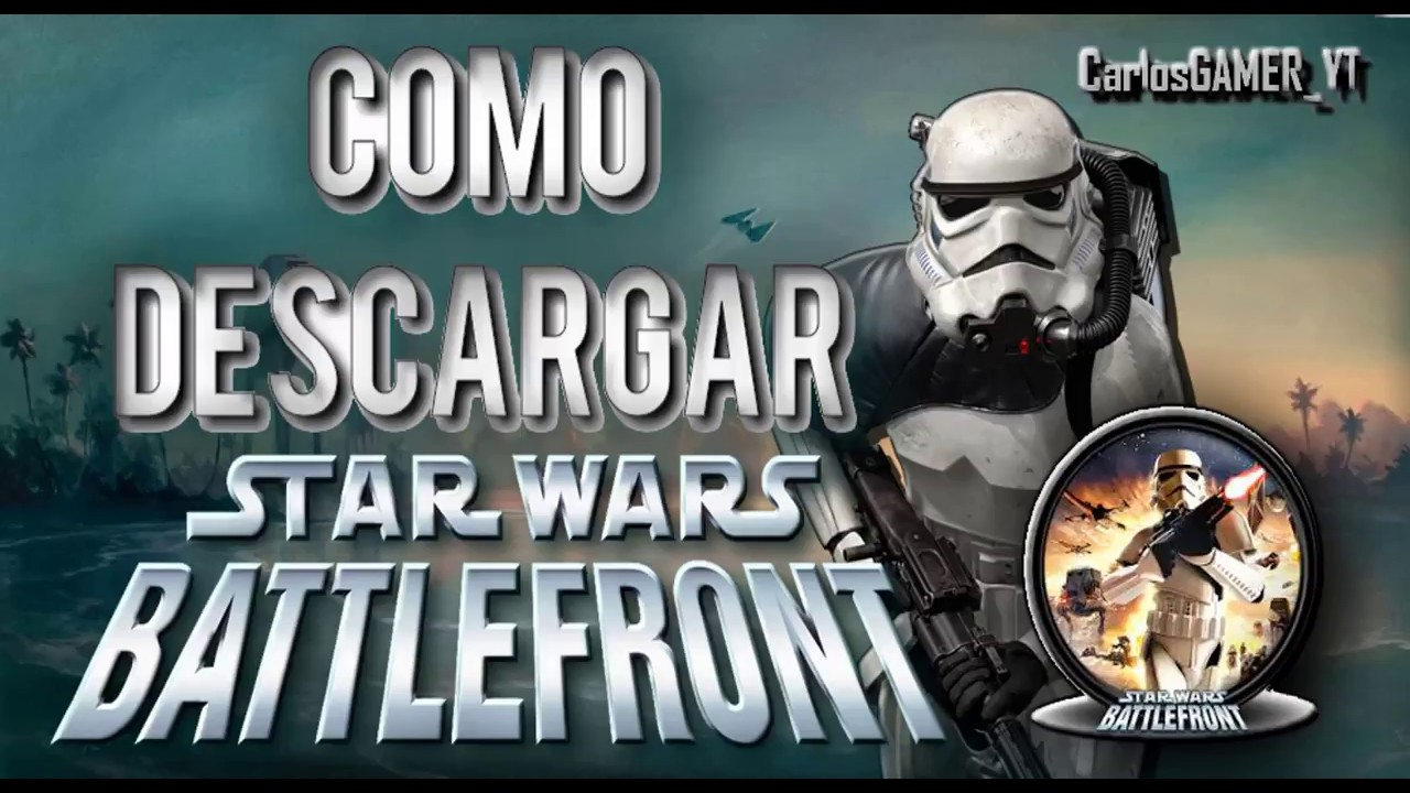 Star Wars Battlefront II [PSP][Español][Mega][MediaFire ...