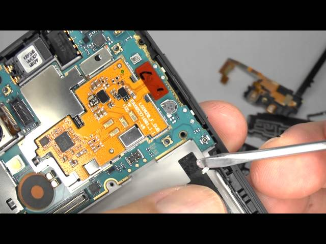 How to replace a cracked Nexus 5 display & other DIY repairs