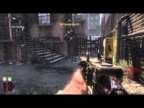 Black Ops: Zombies Live Tri Commentary -  Part 1