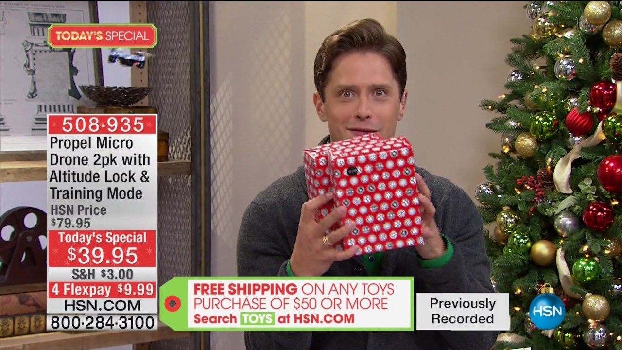 hsn electronic gifts toys 12132016 05 am