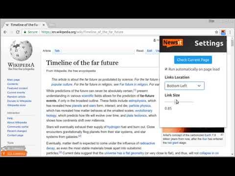 Newsit: Hacker News and Reddit Links