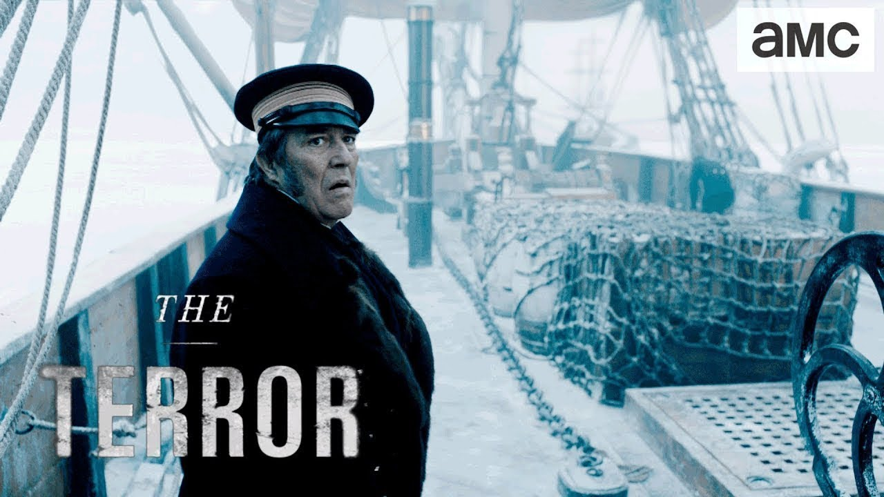 Arctic horror series 'The Terror' is one of the best new shows of 2018