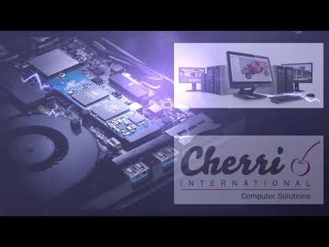 Custom Built Computer by Cherri International