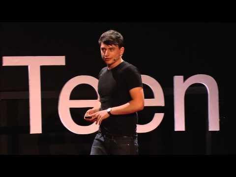 Challenge convention   Josh Valman   TEDxTeen