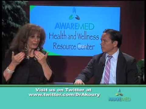 AWAREmed Your Health is Wealth with Dr. Akoury: Guest: Dan V. Butler