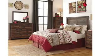 Ashley Quinden (B246) Collection Bedroom Furniture | KEY Home