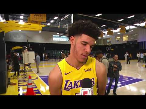 Download Youtube: Lonzo not afraid to speak his mind