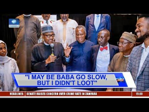Bwala, Fasua Debate President Buhari's 'Go Slow' Approach  Politics Today 