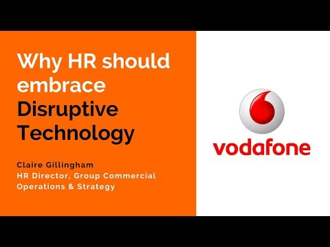 Episode #11 - Claire Gillingham, HR Director, Group Commercial Operations & Strategy at Vodafone