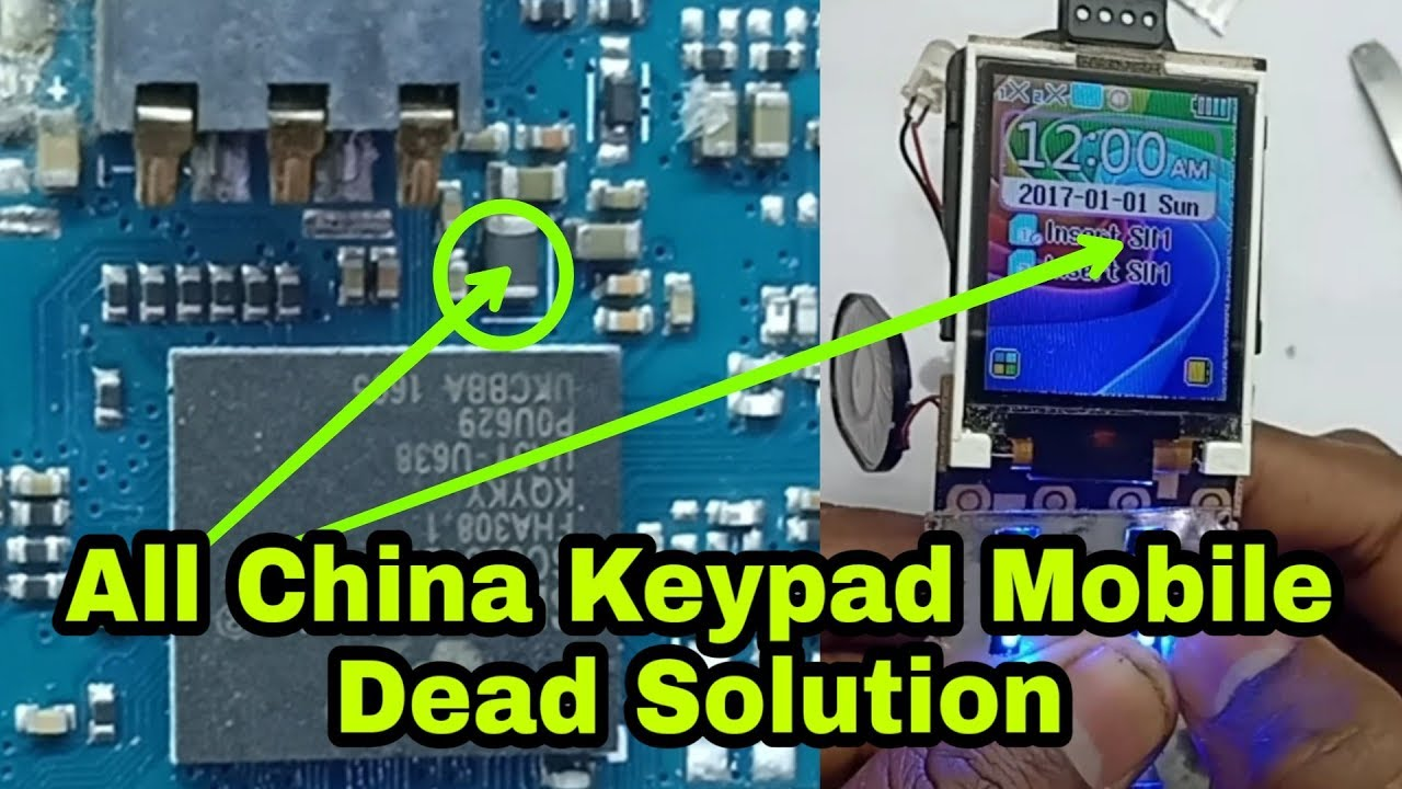 All china mobile Dead solution
