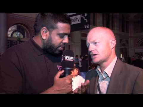 JAKE WOOD (EASTENDERS) INTERVIEW FOR iFILM LONDON / LONDON CALLING SHOW