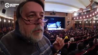 Виталий Манский — про #ТеатральноеДело и иранский парадокс | РЕАЛЬНОЕ КИНО