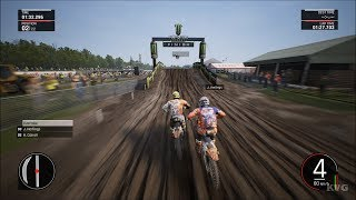 MXGP PRO Gameplay (PC HD) [1080p60FPS]