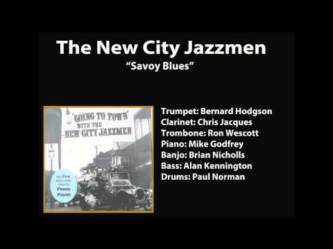 New City Jazzmen -- Going to Town -- Savoy Blues