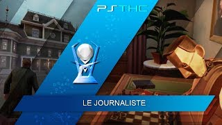 The Invisible Hours - The Reporter Trophy Guide | Trophée Le Journaliste