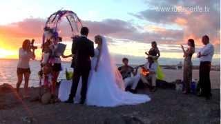 Свадьба на Тенерифе (Канарские острова) / Weddings on Tenerife