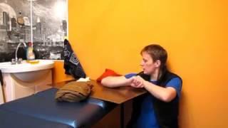 Разработка локтевого сустава. Укладки 1 / Development of the elbow joint. Layings