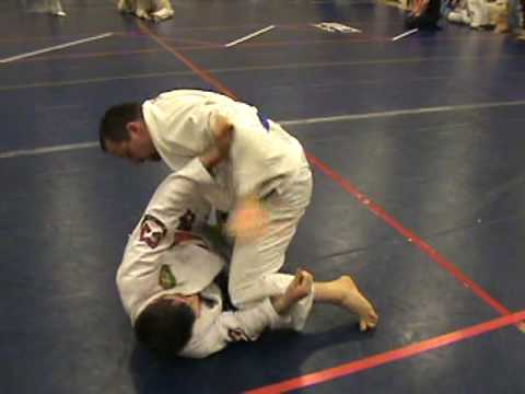 Chris Dealy Oregon Open 2008 Absolute division mat...