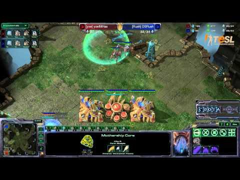 TeSL -  DS (P) vs Has (P) - StarCraft 2 - Season Two Round Robin - G1