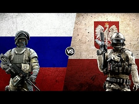 RUSSIA VS POLAND - Military Power Comparison 2017